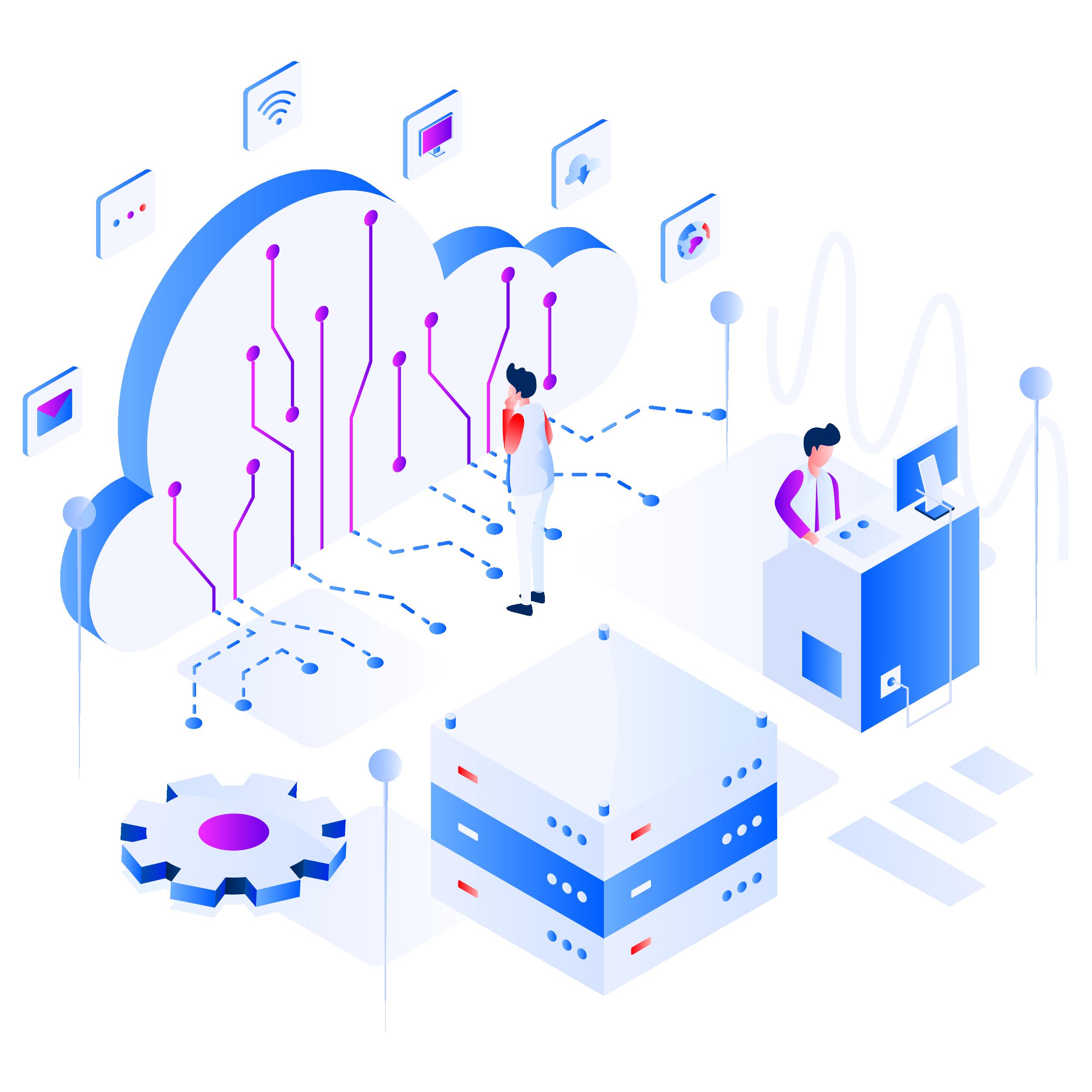 technopartner-isometric
